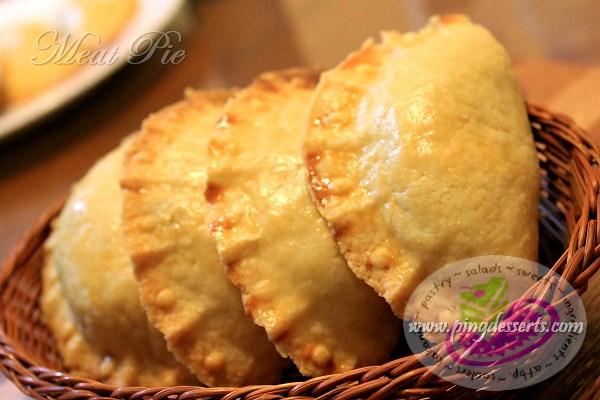 Baked Beef Empanada | Kain Klab
